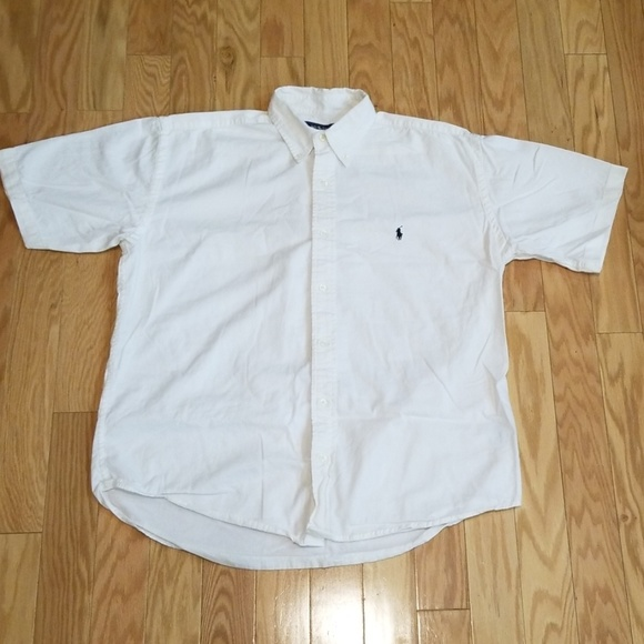 Polo by Ralph Lauren Other - Polo Ralph Lauren White Short Sleeved Shirt